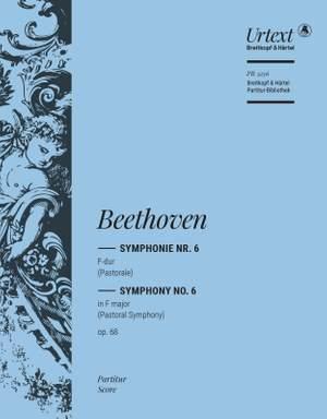 Beethoven: Symphonie Nr. 6 F-dur op. 68