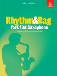 Haughton, Alan: Rhythm & Rag for E flat Saxophone