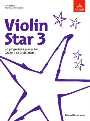 Violin Star 3: Accompaniment Book