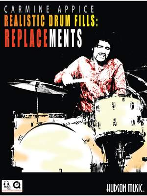 Carmine Appice - Realistic Drum Fills Product Image