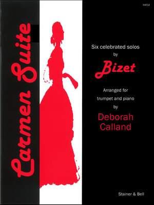 Bizet: Carmen Suite. Trumpet & Piano