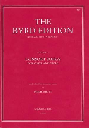 Byrd: Consort Songs for voice & viols