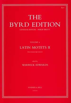 Byrd: Latin Motets II