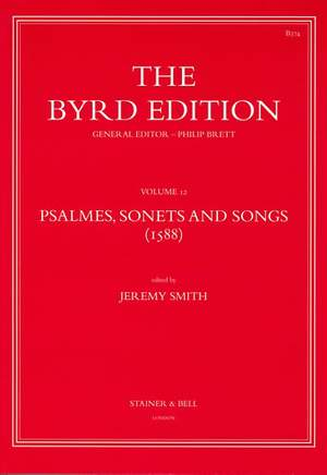 Byrd: Psalmes, Sonets and Songs (1588)