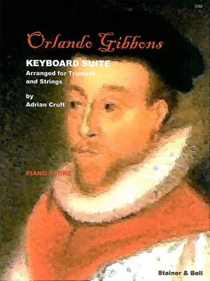 Gibbons: Gibbons, Orlando. A Suite for Trumpet and Piano