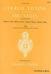 Holst: Choral Hymns from 'The Rig Veda': Group 4