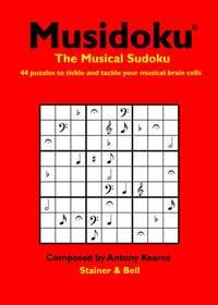 Musidoku Opus 1. Puzzle Book