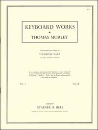 Morley: Complete Keyboard Music. Book 2