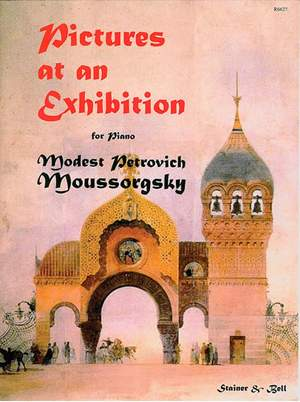 Moussorgsky: Suite: Pictures at an Exhibition (1874)