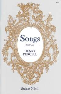 Purcell: Songs. Book 1
