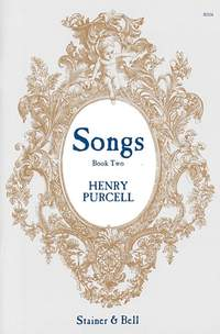 Purcell: Songs. Book 2