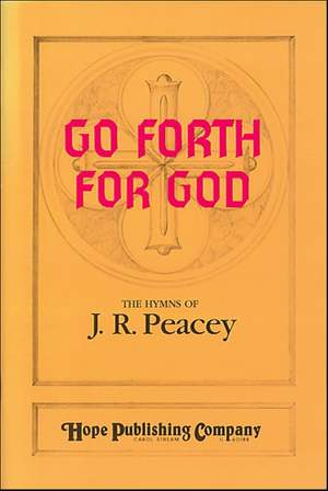 Peacey: Go Forth for God. Hymns