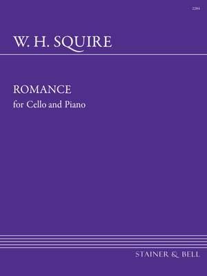 Squire: Romance for Cello and Piano