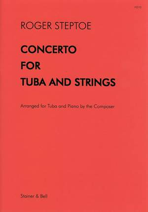 Steptoe: Concerto for Tuba and String Orchestra