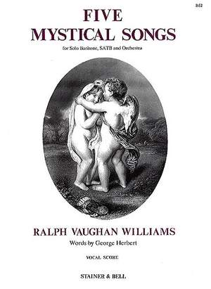 Vaughan Williams: Five Mystical Songs. Vocal Score