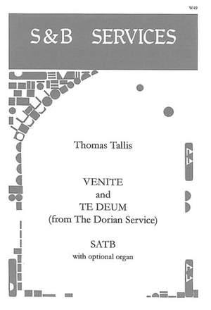 Tallis: Venite and Te Deum