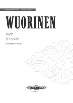 Wuorinen, C: Alap - A Prelude To Contrapunctus Iv