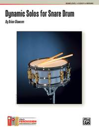 Brian Slawson: Dynamic Solos for Snare Drum