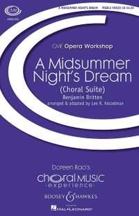 Britten, B: A Midsummer Night's Dream
