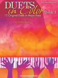 Naoko Ikeda: Duets in Color - Book 1