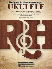 Oscar Hammerstein II_Richard Rodgers: Rodgers & Hammerstein for Ukulele