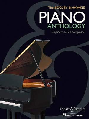 Various Artists: The Boosey & Hawkes Piano Anthology