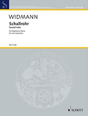 Widmann, J: Sound tube
