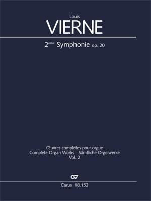 Vierne: Symphonie Nr. 2 in e (Op.20; e-Moll)