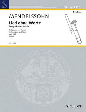 Mendelssohn: Song without words op. 30/3