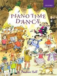 Hall, Pauline: Piano Time Dance