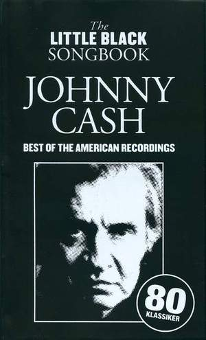 The Little Black Songbook Johnny Cash