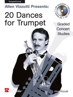 Vizzutti: 20 Dances for Trumpet