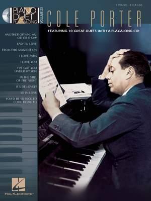 Porter, Cole: Cole Porter Piano Duet Playalong Vol.23