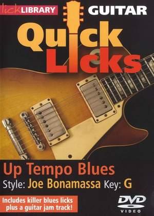 Up Tempo Blues - Quick Licks