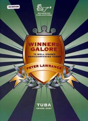 Lawrance: Winners Galore Tuba Bass Clef