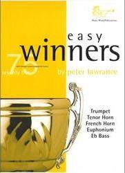 Lawrance: Easy Winners for Treble Brass