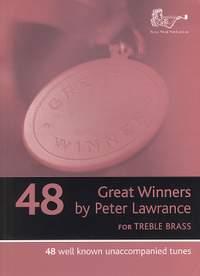 Lawrance: Great Winners for Treble Brass