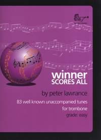 Winner Scores All for Trombone Bass Clef