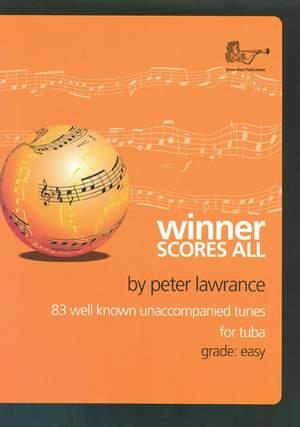 Winner Scores All Tuba Bass Clef