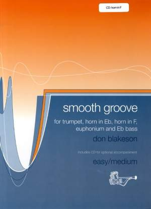 Blakeson: Smooth Groove Tr Br with F Horn CD