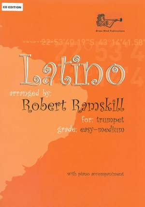 Ramskill: Latino for Trumpet with CD