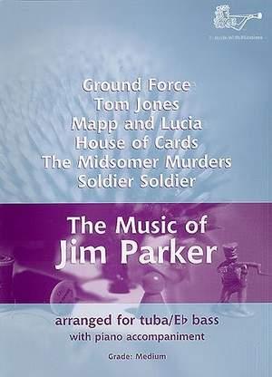 Parker: Music of Jim Parker Eb Bass/Tba Treble Clef