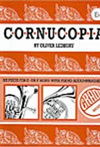 Ledbury: Cornucopia Eb Horn