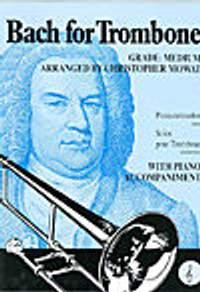 Mowat: Bach for Trombone Treble Clef