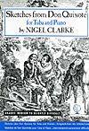 Clarke, Nigel: Sketches from Don Quixote Eb Bass/Tba TC