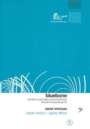 Mitcham: Bluebone Bass Clef