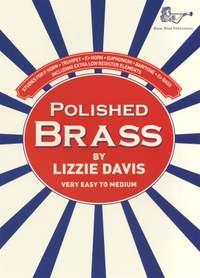 Davis: Polished Brass Treble Clef