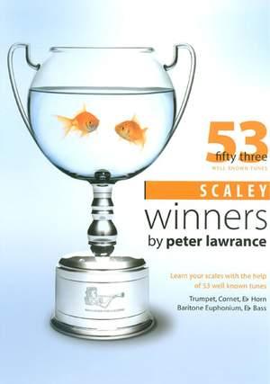 Scaley Winners for Treble Brass