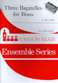Gout: Three Bagatelles for Brass
