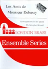 Mowat: Les Amis de Monsieur Debussy